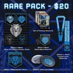 Swag Pack Rare